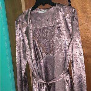 Christian Dior lingerie set